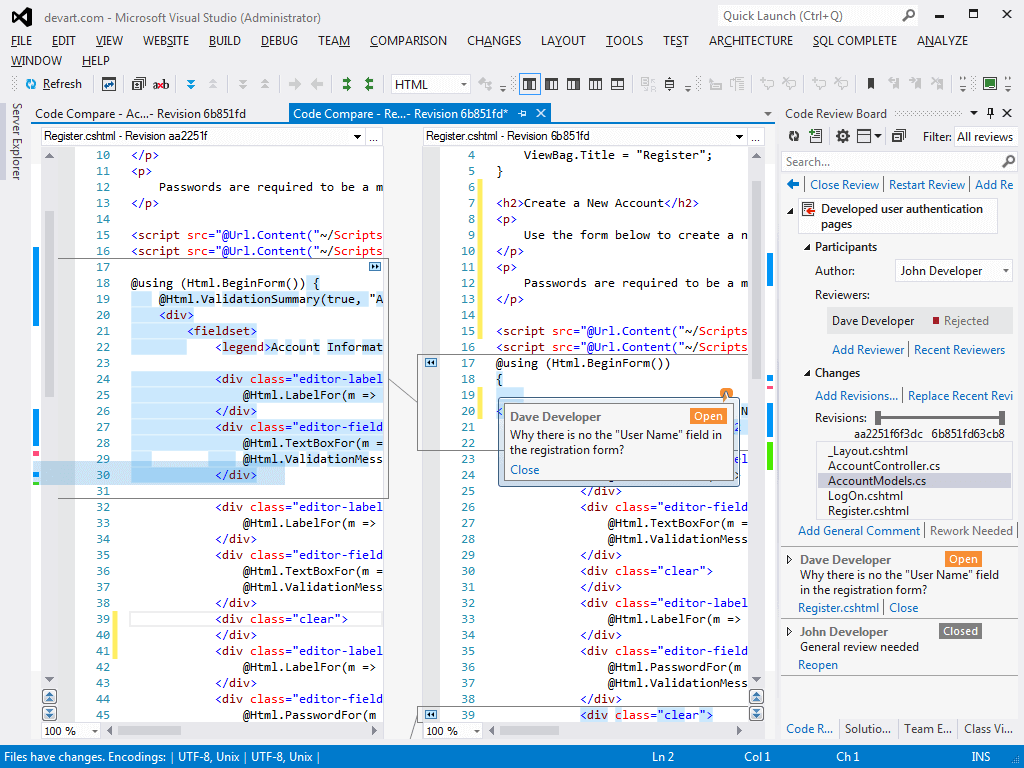 code review tools