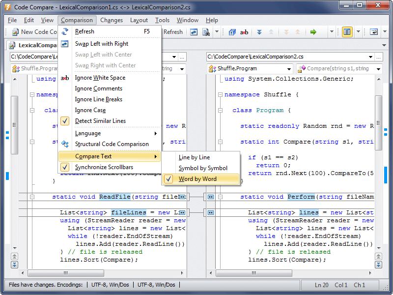 Windows 8 CodeCompare full