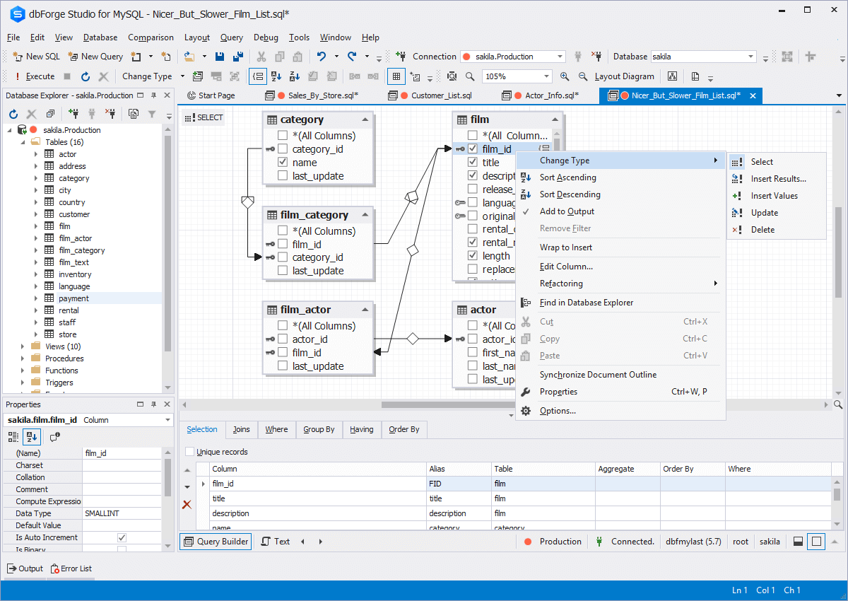 simple sql query examples pdf