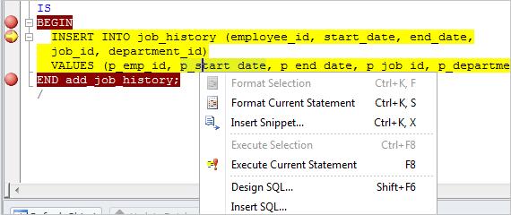 Oracle Debugging